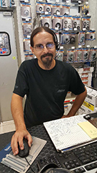Tallahassee Auto Parts Staff Tom